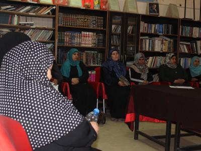 مركز المجتمع المحلي للمرأة، التزويج المبكر 28 حزيران 2018